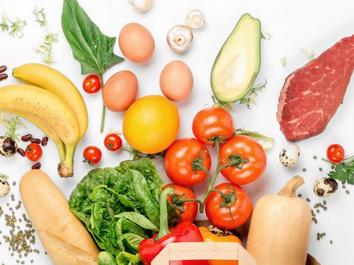 The best foods for good health