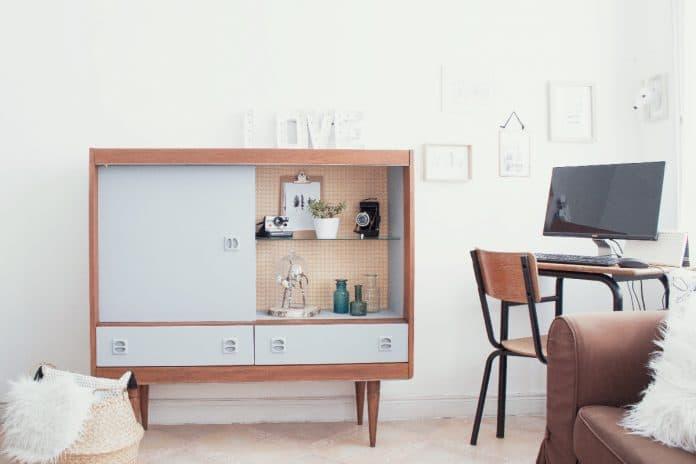 Rénover les meubles de brocantes